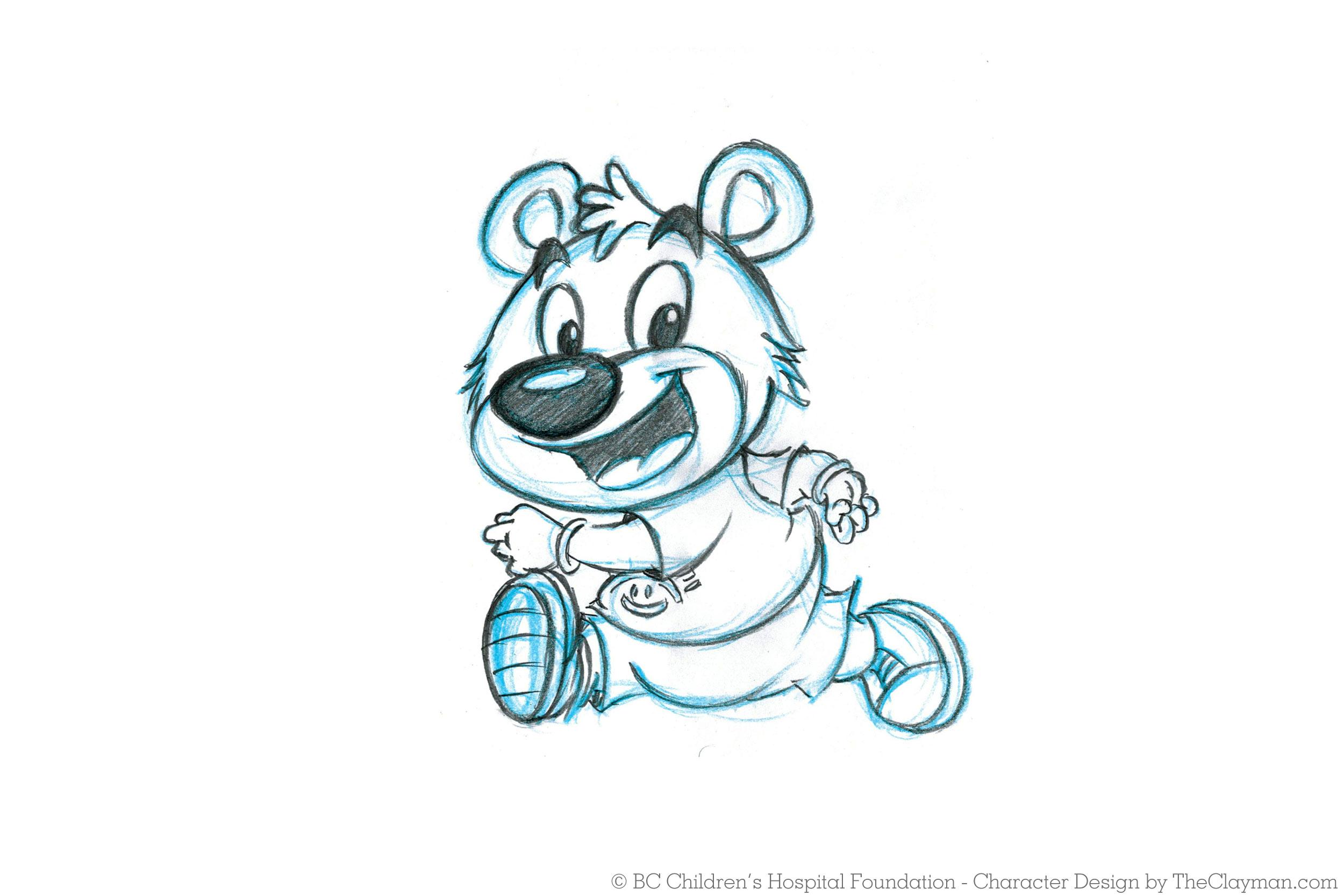 Character Design And Development : Cartoon character design development the clayman d